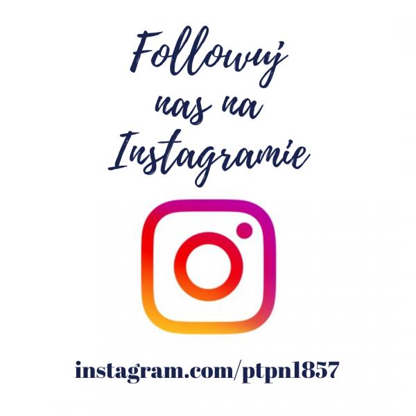 Followuj nas na Instagramie